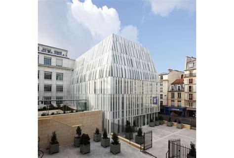 la banque postale siege siège de la banque postale d 39 architectures