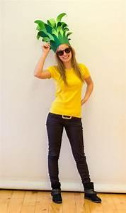 Ananas Kostüm Selber Machen : fotostrecke basteltipp zum selbermachen last minute kost me f r die faschingsparty fasching ~ Frokenaadalensverden.com Haus und Dekorationen