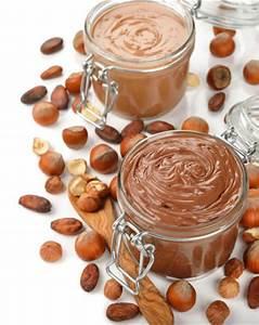Nutella Maison Recette : recette nutella maison p te tartiner aux noisettes ~ Nature-et-papiers.com Idées de Décoration