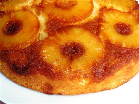 patate douce cuisiner gâteau caramélisé à l 39 ananas la tendresse en cuisine