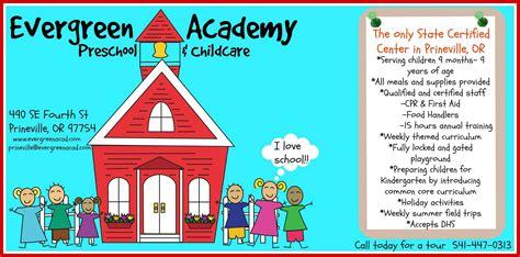 evergreen academy preschool amp childcare prineville 566 | 11538126 921598224553398 2999905176075468455 o