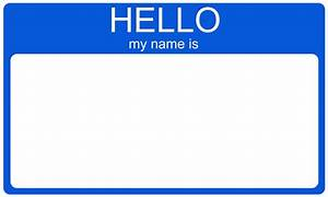 Best photos of hi my name is name tag hi my name is tag hello my name tag templates and hello for Hello my name is nametag template