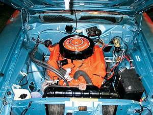 Cleaning And Detailing Mopar Car Engine Bays