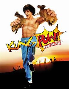 Kung pow the fist