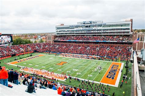 U of I plans for further upgrades to Memorial Stadium ...