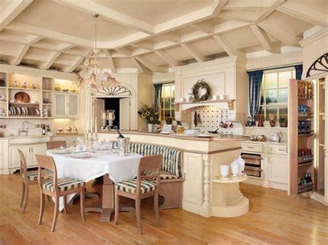 come arredare una casa rustica come arredare una cucina rustica