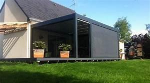 Prix D Une Pergola : prix d 39 une pergola en aluminium co t moyen tarif d ~ Dailycaller-alerts.com Idées de Décoration