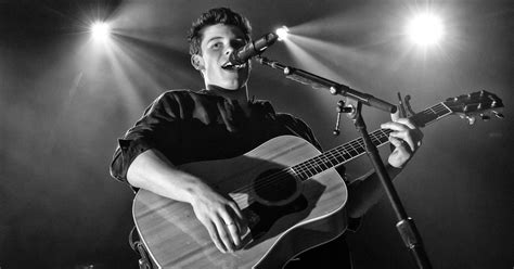 Shawn Mendes  Shawn Mendes In Concerto  Shawn Mendes