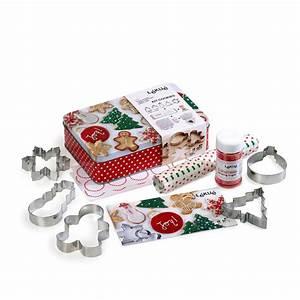 Lekue Christmas Cookies Kit
