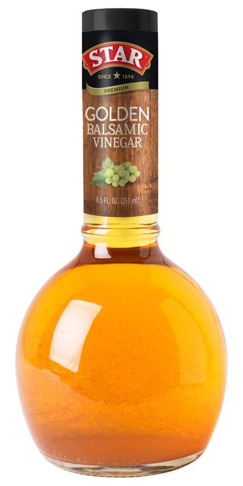 golden balsamic vinegar star fine foods