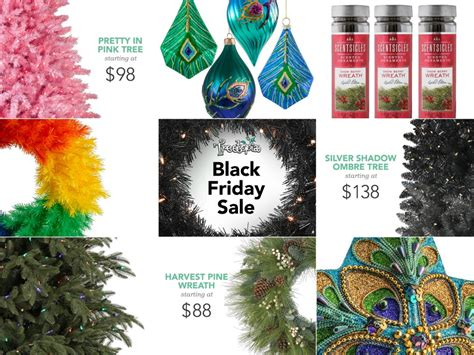 black friday artificial christmas tree treetopia s black friday sale treetopia