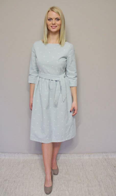Kokvilnas kleita - Kleitas - Veikals - Linen line