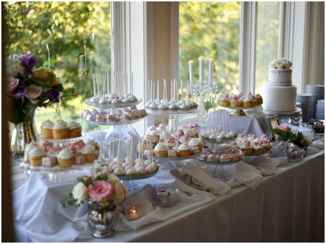 Photo Vintage Dessert Table Great Way To Create Levels