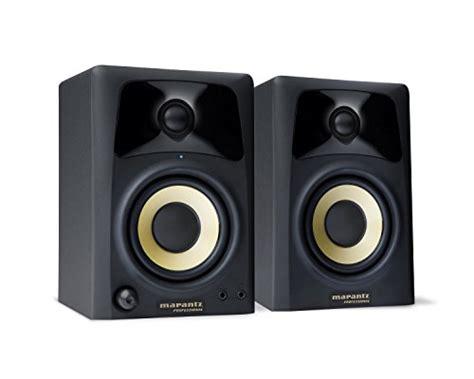 marantz pro studio scope 3 enceintes compactes 20w de