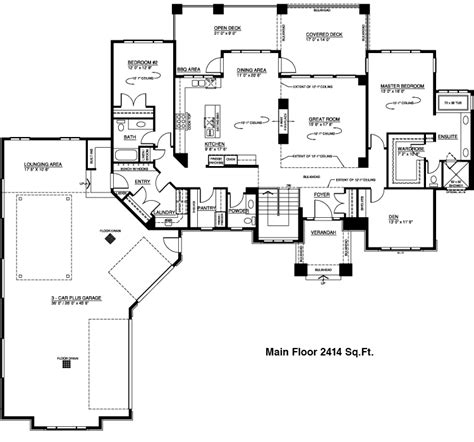 custom home floor plans unique ranch house plans stellar homes custom home