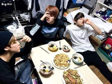 bts cuisine trans starcast marinate the while i