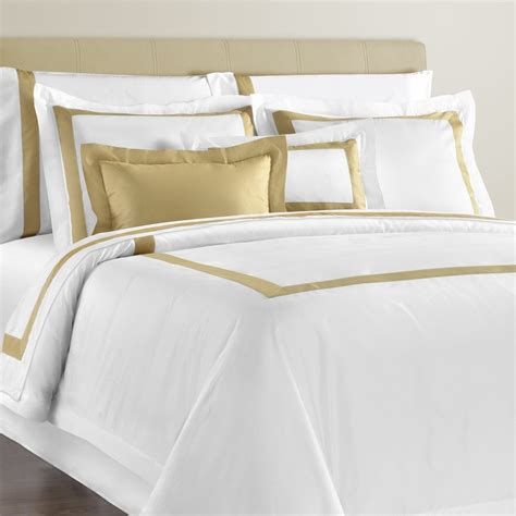 White And Gold Bed Covers by White And Gold Duvet Cover Sweetgalas