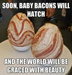 Bacon Egg Baby Meme