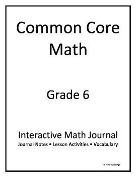 17 Best Images About Math Interactive Notebook Pages On Pinterest  Math Notebooks, Equation And