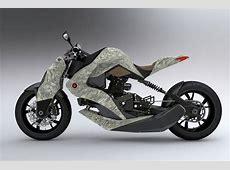 2012 Izh Hybrid Motorcycle Concept Presented autoevolution