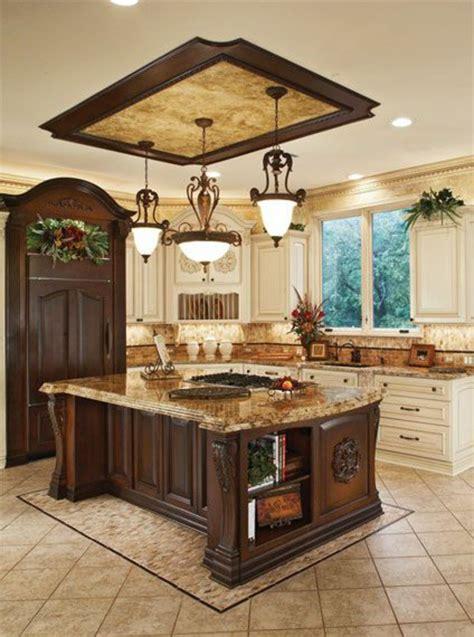 meubles cuisine bois brut la cuisine en bois massif en beaucoup de photos