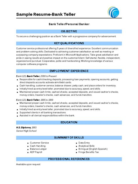 cashier resume template   templates   word