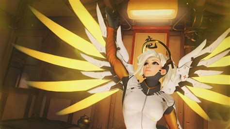 Mercy is a Monster - Overwatch HQ - IGN Video