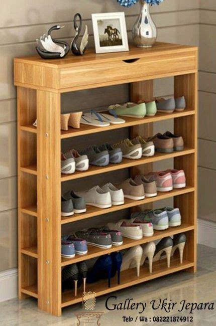 Rak Sepatu Murah Minimalis Grace best 25 rak sepatu ideas on wood shoe rack