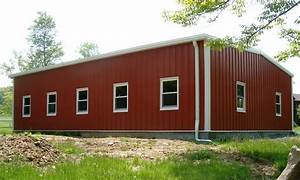 Steel Building Specifications