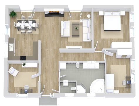 Wohnungseinrichtungs Programm Kostenlos by Wohnung Einrichten Mit Dem 3d Wohnungsplaner