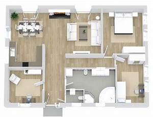 Wohnung Planen App : wohnung einrichten mit dem 3d wohnungsplaner ~ Lizthompson.info Haus und Dekorationen