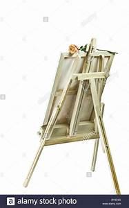 Leinwand Auf Englisch : leer leere leinwand auf dem holz staffelei stockfoto bild 33874416 alamy ~ Eleganceandgraceweddings.com Haus und Dekorationen