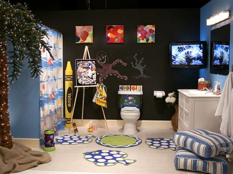 kid bathroom decorating ideas 10 cute kids bathroom decorating ideas digsdigs