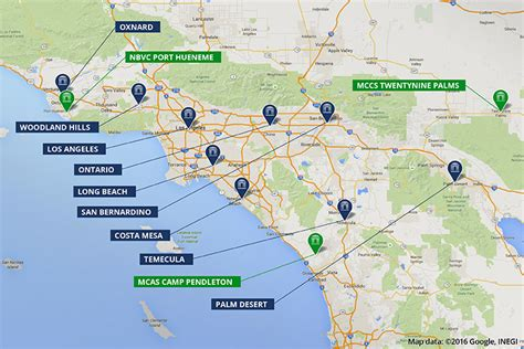 colleges universities  southern california national