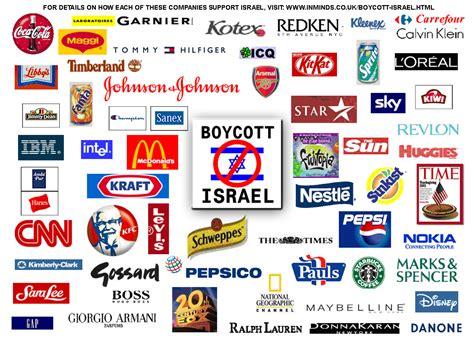 Senarai Produk Yahudi Yang Wajib Diboikot Umat Islam