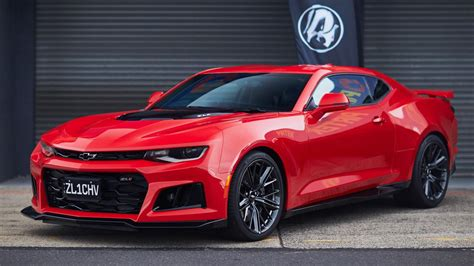 Supercars 2020 V8 to stay: New Camaro for Holden GM, Ford ...