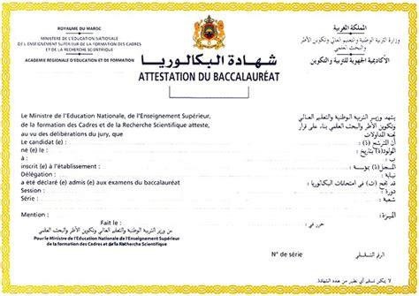 Corrigés De Bac Maroc De Toutes Les Matières Et Branches