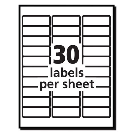 return label template free printable return address labels downloadtarget