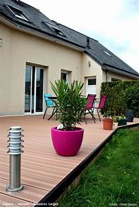 bien amenager parterre devant maison 17 pinterest With amenagement parterre devant maison