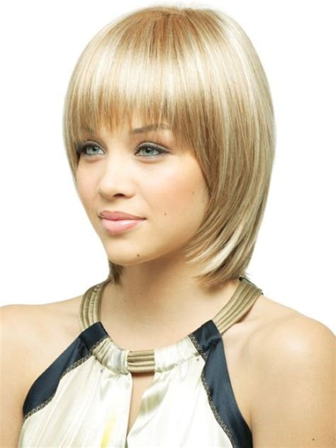 finest medium length hairstyles   faces