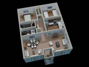 Ranch Walkout Floor Plans