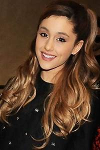 Ariana Grande Ombre Hair Color In 2016 Amazing Photo