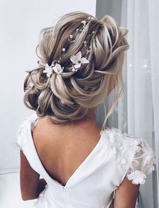 fryzury slubne dlugie wlosy  modne fryzury   dla kazdego