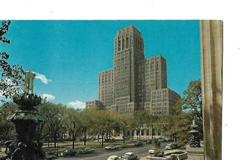 ALFRED E SMITH STATE OFFICE BUILDING ALBANY NEW YORK