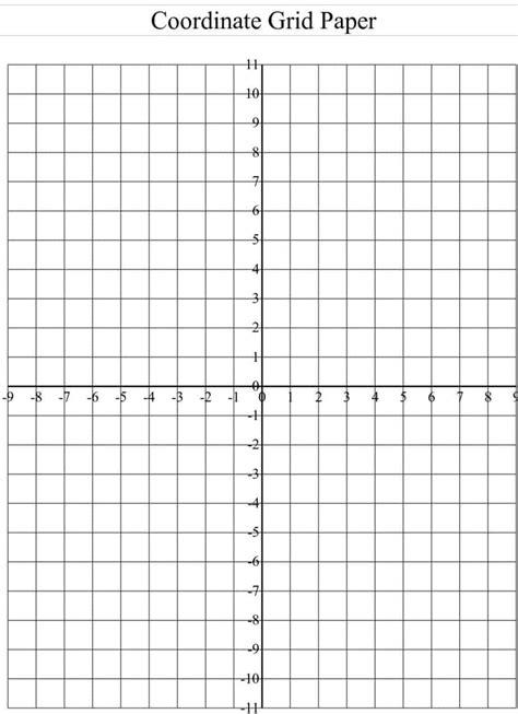 graph paper templates excel  formats