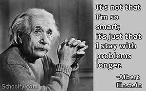 Albert Einstein... Intelligent Teacher Quotes