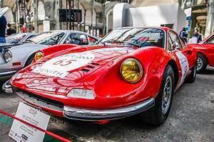Argus Automobile 2017 : tour auto 2017 les plus belles voitures engag es ferrari dino 246 gts 1973 l 39 argus ~ Maxctalentgroup.com Avis de Voitures