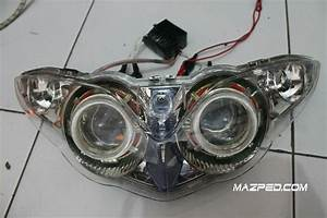 Wiring Diagram Lampu Kepala Jupiter Z