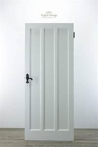 Set95, Hardwood, Three, Vertical, Panel, Doors