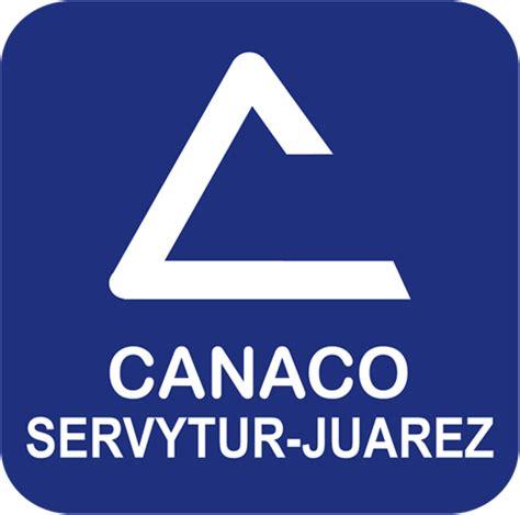 Resultado de imagen de logo de canaco juarez